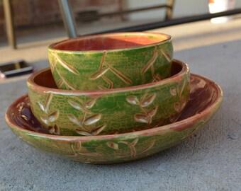 Serving Bowls (set of 3)