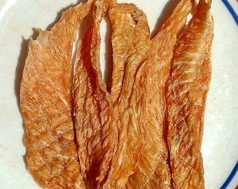 All Natural Large Chicken Jerky Strips