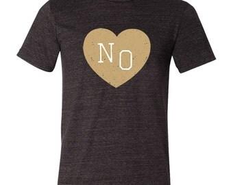New Orleans Heart T-Shirt