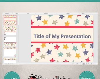 powerpoint | etsy, Presentation templates