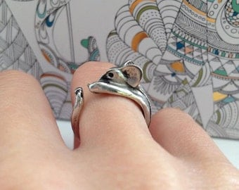 Cute Mouse Rings