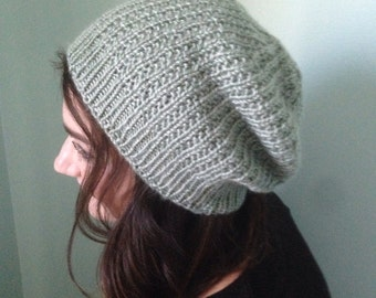 Sage Slouchy Hat