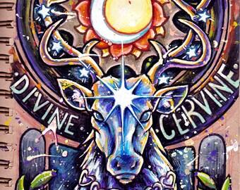 The Divine Cervine