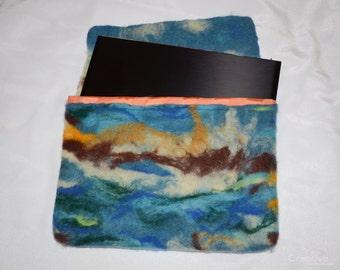 Felting bag for notebook