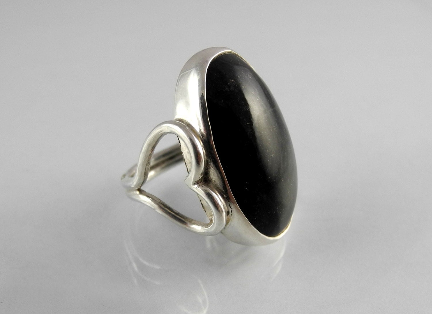 jade ring deco silver jade deco jewelry by