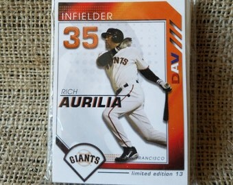 Giants Baseball Cards 2007 Year, Disabled American Veterans, #642