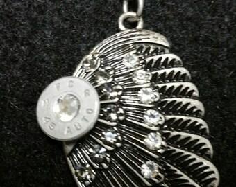 45 Angel Wing Pendant