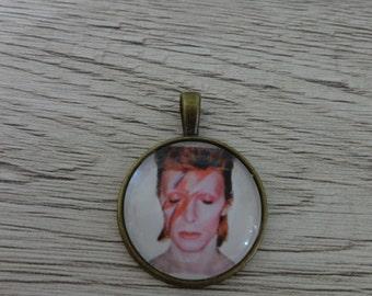 David Bowie pendant