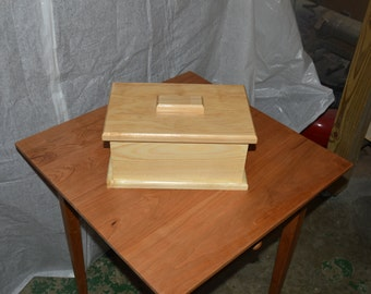 Plain Old Pine Box
