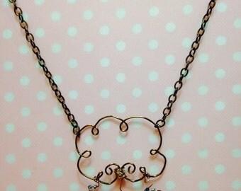 RainCloud Necklace