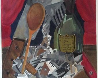 Abstract art collectors item