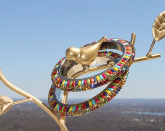 Rainbow Bangles..Opening Sale.Deeply discounted price
