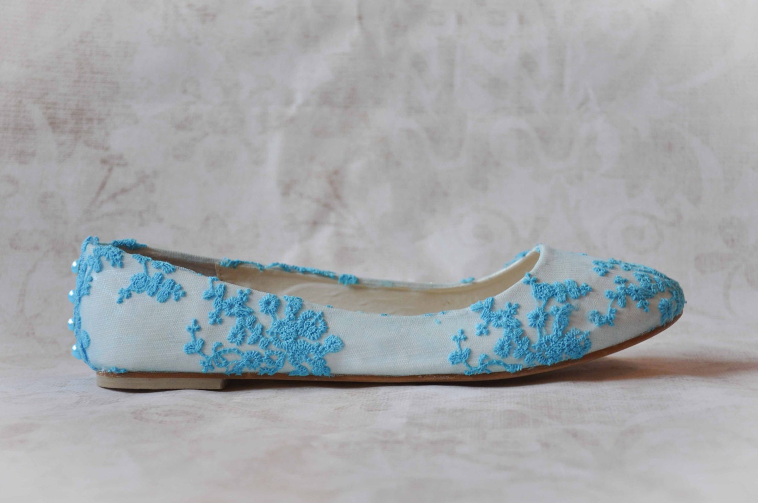 wedding shoes lace wedding shoes blue wedding flats blue shoes