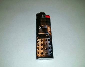 Custom Dr Who Dalek Exterminate! Lighter
