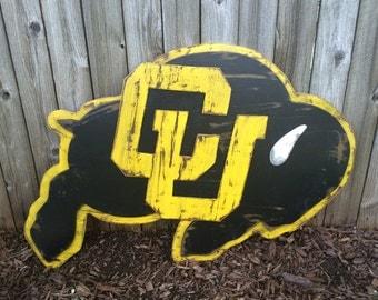 University of Colorado, CU Boulder, Buffs, Buffalos, Fraternity, Sorority, Shoulder to Shoulder, Denver, Mile High, College Football, Gift