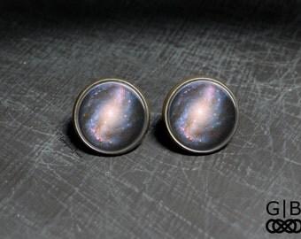 Space Studs Vast Space Studs Earrings Cosmic Jewelry - Cosmic Space Earrings Studs - Vast Space Earrings Studs - Cosmic Space Studs Jewelry