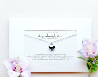 Wedding Gift For Future Step Daughter : Stepdaughter From Stepmother to New Future Step Daughter Sterling ...