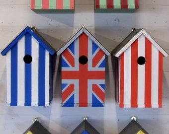 Bird Boxes.