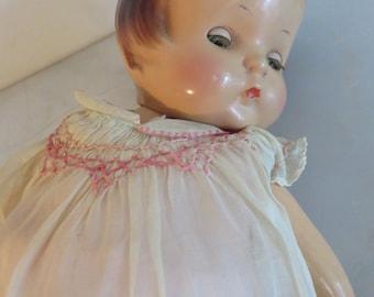 Effanbee Patsy Ann doll and wardrobe Vintage 1920-30s