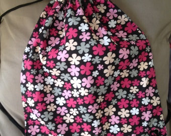 fabric backpack bag