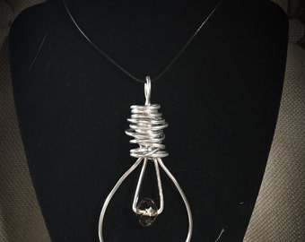 Light Bulb Pendant 020
