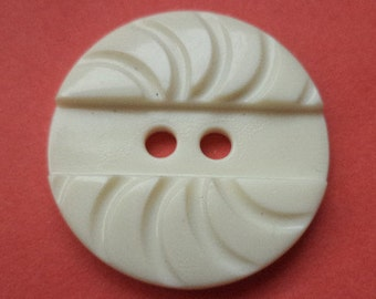 10 large buttons white 26mm (1154) creamy white coat buttons jacket buttons