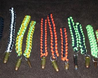 Para cord key chains