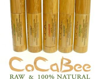 CoCaBee Organic Lip Balm