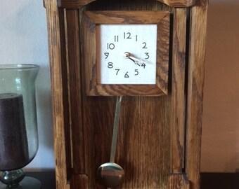 Pendulum Mantel Clock