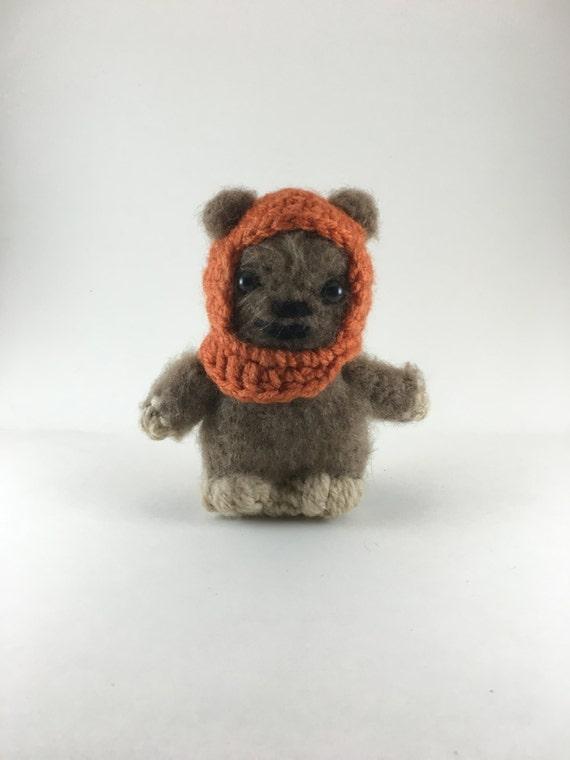 Crochet Amigurumi Ewok
