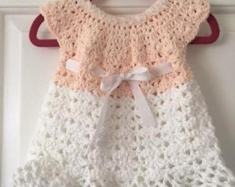 Addorable BABY Crochet dress