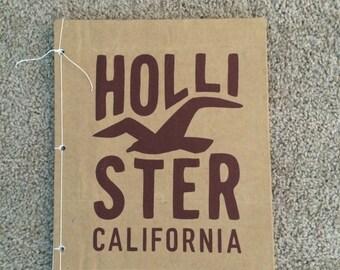 Hollister Notebook