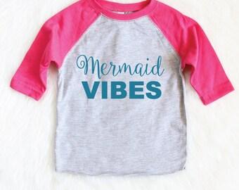 Mermaid Shirt For Toddler - Toddler Girl Clothes - Toddler Mermaid - Toddler Girl Clothes - Mermaid Birthday Gift - Mermaid Gift - Mermaid