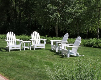 The Adirondack Deluxe Lounge Set