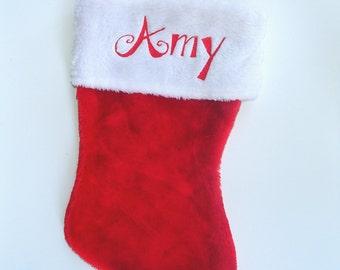 christmas stocking holiday stocking monogrammed christmas stocking christmas decor custom - Custom Christmas Stockings