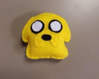 Catnip Jake Adventure Time Cat Toy