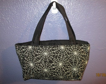 Spider Web Purse