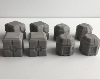 Star Wars Imperial Assault Crate Tokens