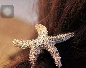 Starfish hair band スターフィッシュヘアゴム