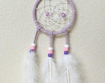 Dream Catcher- Purple~ color of spirit and imagination