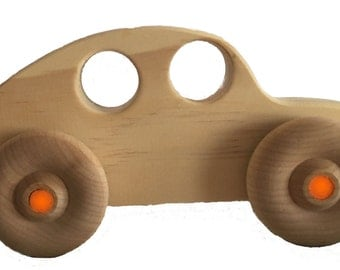 Little Woodies Car