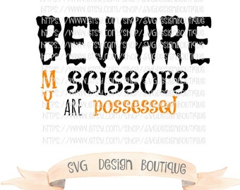 Halloween SVG, Hairstylist SVG, Hairdresser Svg, Hairstylist Cutting file, Cricut, Silhouette, dxf, eps