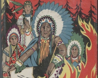 Brothers of the Senecas: An Indian Story for Boys and Girls by Walter E. Butts Jr.