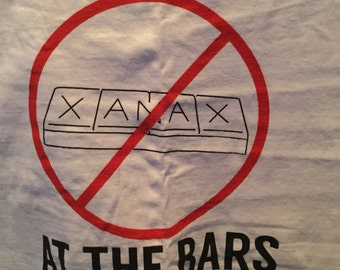 No Bars at the Bars T-Shirt