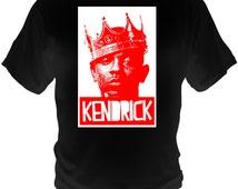 Kendrick Lamar T-Shirt TDE to pimp a butterfly tee