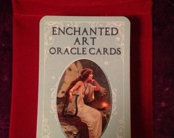 Enchanted Art Oracle Card Deck