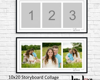 10x20 template etsy