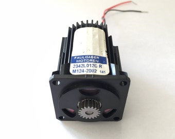 DC Electric Motor (Made in Germany)