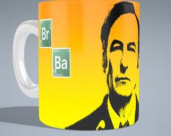 Breaking Bad Saul Goodman Mug