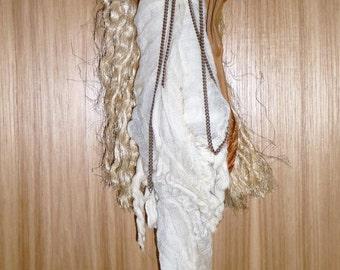 """Hunter Goddess Athena. Hand-Made. 24"""" overall"""